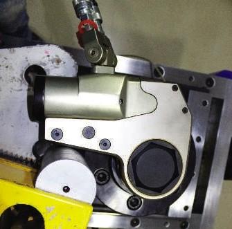 THL-4-2 (640-6480 нм) привод